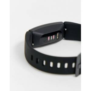 Fitbit Inspire HR smart watch in black  Black