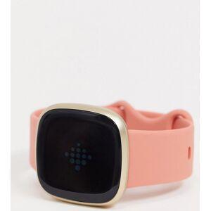 Fitbit Versa 3 womens smart watch in pink  Pink