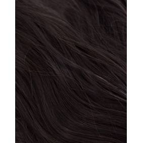 Easilocks Miracle Makeover HD Fibre Clip In Hair Extensions-Black  Black