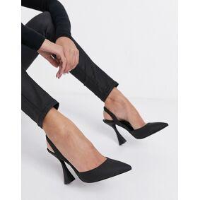 Call It Spring by ALDO Ivyy vegan strappy heeled shoe in black  Black