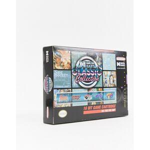 PQUBE DataEast Classic Collection SNES Cartridges-Multi  Multi