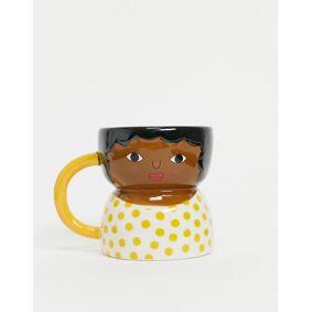 Sass & Belle chantelle mug-Multi  Multi