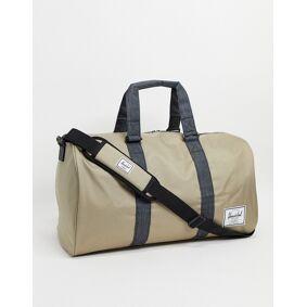 Herschel Supply Co. Novel duffle bag in stone-Neutral  Neutral