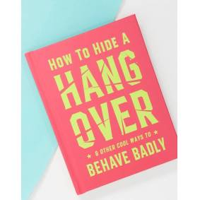 Allsorted How to Hide a Hangover book-Multi  Multi