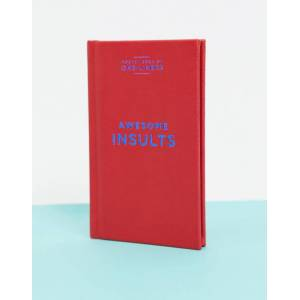 Allsorted One Liners Awesome Insults book-Multi  Multi