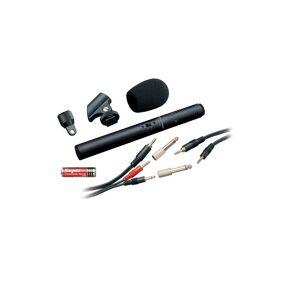 Technica Audio-Technica Atr-6250 Kondensatormik Stereo For Camcorder 2x 3,5mm Plugg