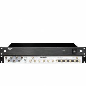 Shure Glxd Frequency Manager Less Cable
