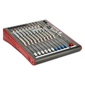 Allen & Heath A&h; Zed1402 6 Mono 4 Stereo With Usb And Sonar L.E. Software