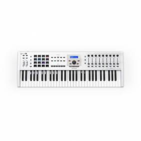 Arturia Keylab Mkii 61 White Usb Controller Keyboard