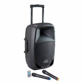 Soundsation Go-Sound 12amw Portable Active Speaker With Trolley And Battery