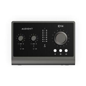 Audient Id14 Mkii 10inn/4ut Lydkort
