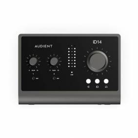 Audient Id14 Mkii 10in/4out Audio Interface