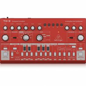 Behringer Td-3-Rd Analog Bass Line Synthesizer
