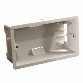 Audac Wb 5065 Fg - Wall Box Plastic For Controller Audw5065