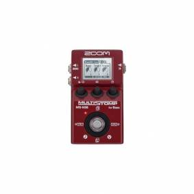 Zoom Ms-60b Multistomp For Bass