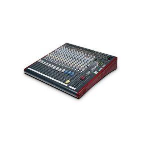 Allen & Heath A&h; Zed16fx 10 Mono 3 Stereo With Usb