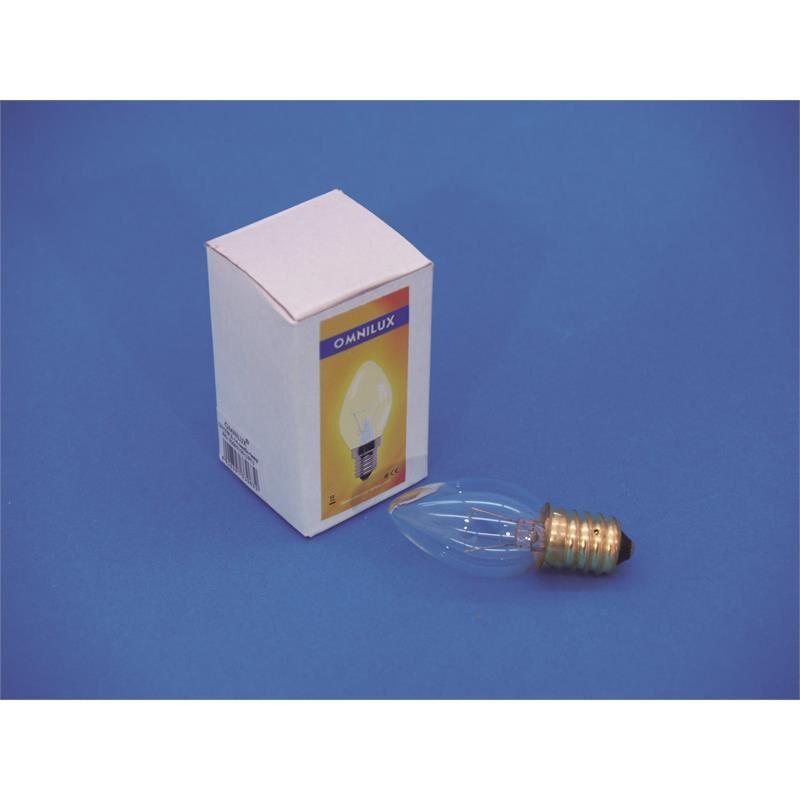 Omnilux 12v/5w E-14 Candle-Lamp