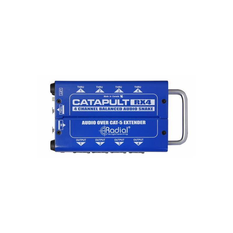 Radial Catapult RX4 Receiver