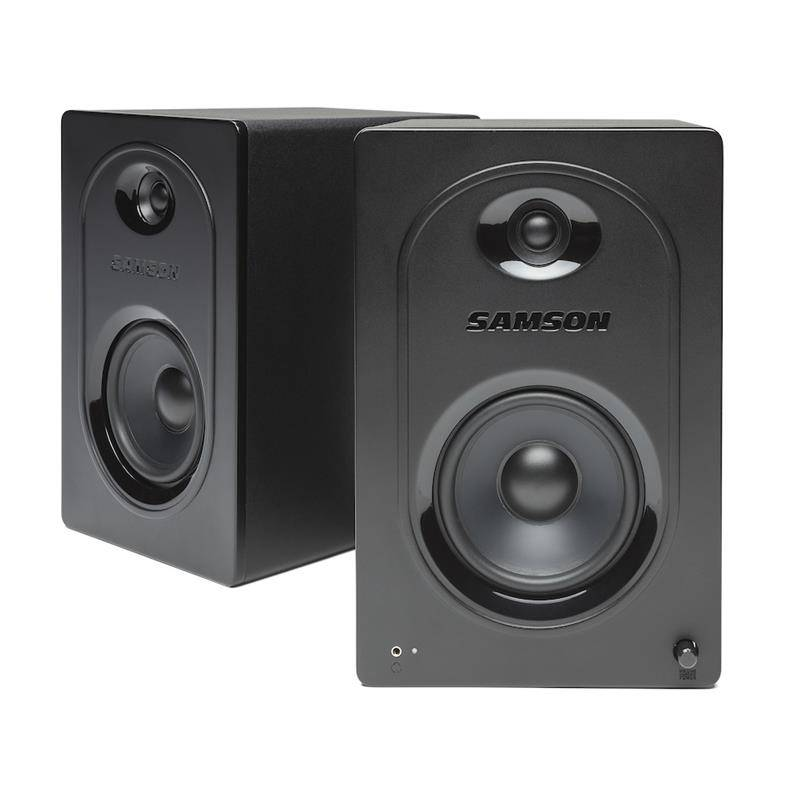 Samson MEDIAONE M50 Multimedia speaker system, 2 x 40W
