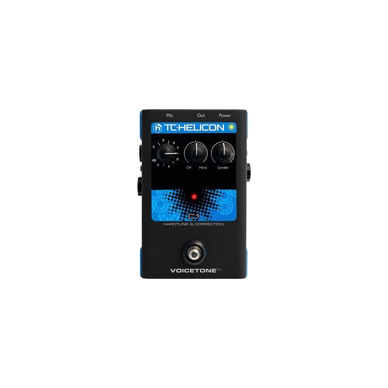 TC-Helicon VoiceTone C1 Hardtune & Correction