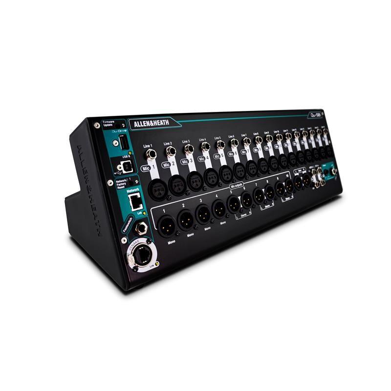Allen & Heath A&h; Qu-Sb Ultra Compact Digital Mixer/stagebox