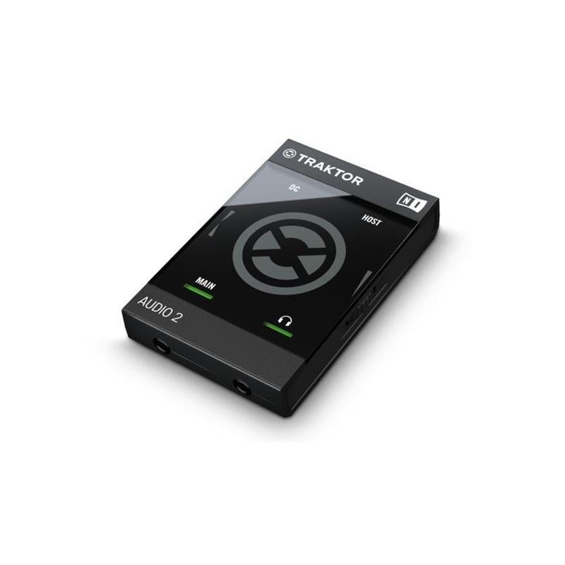 Native Instruments Traktor Audio 2 MK2 DJ-interface