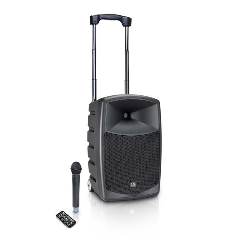LD Systems ROADBUDDY 10 Battery Powered Bluetooth Speaker system