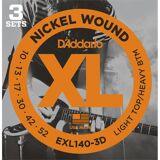 D'Addario EXL140-3D (010-052)