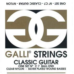 Gallistrings C007 Ball End (028-044) Normal Tension