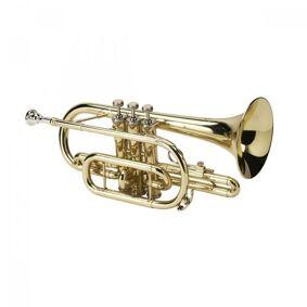 Soundsation Scor-10e Kornett Gold M/etui