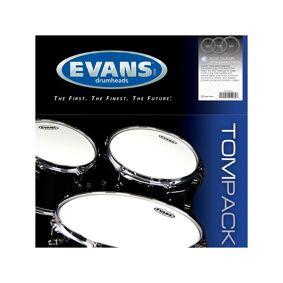 Evans Ec2sst Clear Tompack Standard Etp-Ec2sclr-S