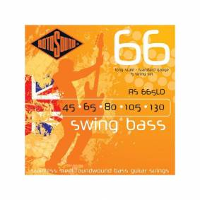 Rotosound Rs-665ld Swing Bass (045-130)