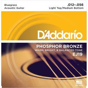 D'Addario Ej19 Phos.Bronze (012-056)