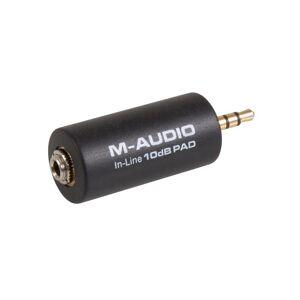 M-Audio MicroTrack 10db Pad *Lagersalg