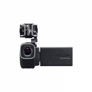Zoom Q8 HD-video og 4-spors lydopptaker