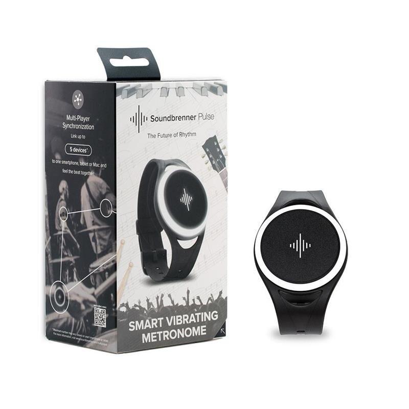 Soundbrenner Pulse Smart Vibrating Metronome