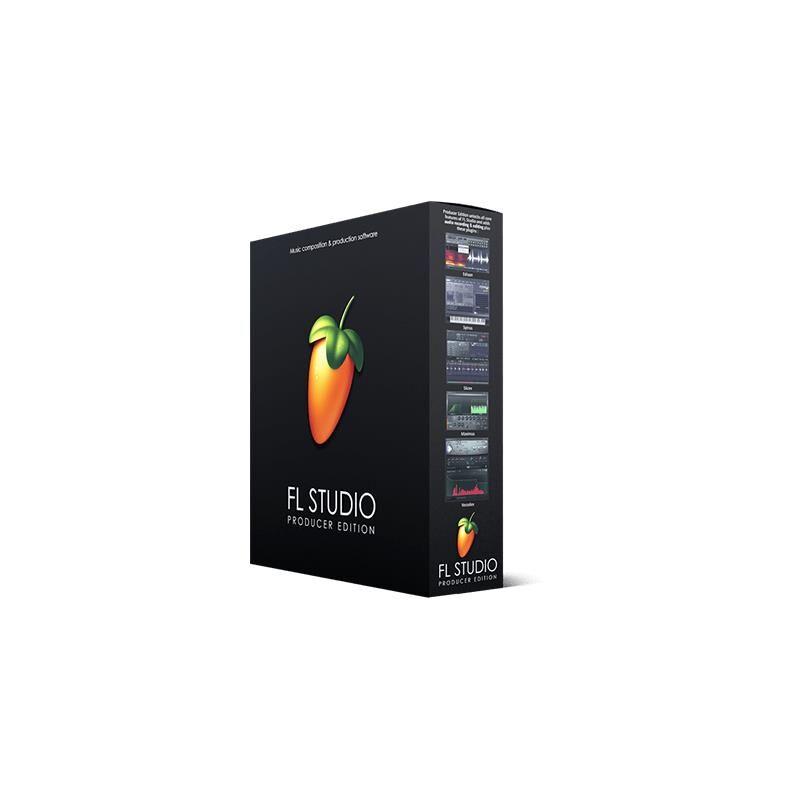 Image Line Software Imageline Fl Studio Producer V20+ (Box)