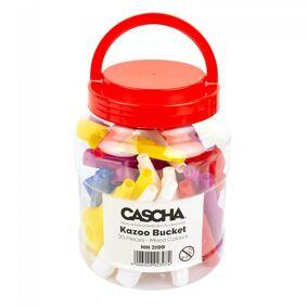 Cascha Hh 2199 Cascha Kazoo Bucket 30 Pieces
