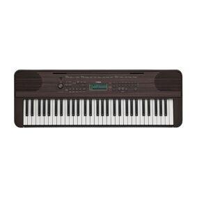 Yamaha Psr-E360dw Dark Walnut 61-Key, Entry-Level Portable Keyboard