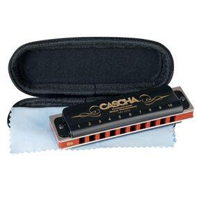Cascha Hh 2222 Munnspill Professional Blues Series Bb