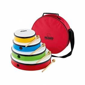 Nino Percussion Ninoset6 Percussion-Set With Bag