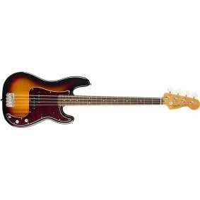 Squier Classic Vibe '60s Precision Bass 3-Color Sunburst, Il
