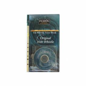 Feadog Fw03 Fløyte Messing D M/cd + Bok