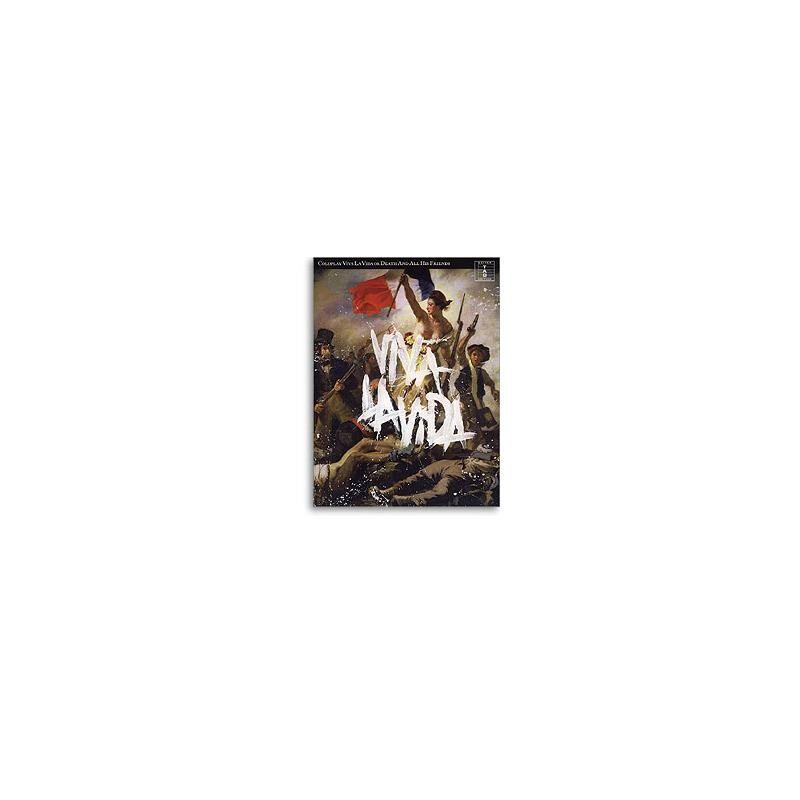 Unknown Bok  Coldplay - Viva La Vida (TAB)