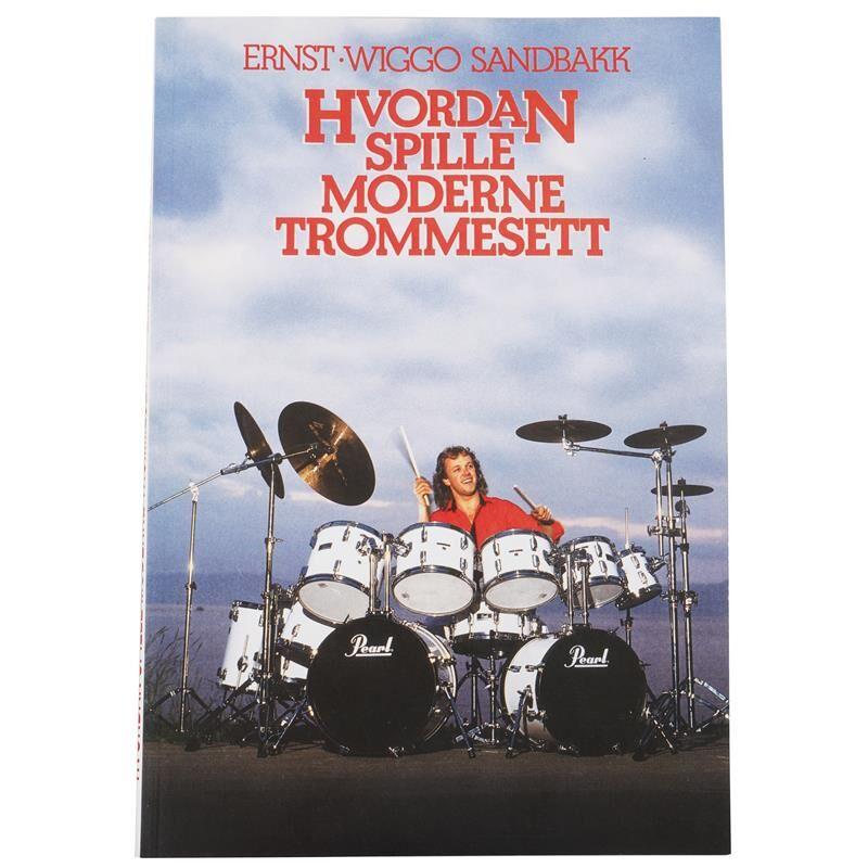 Unknown Bok  Hvordan Spille Moderne Trommesett