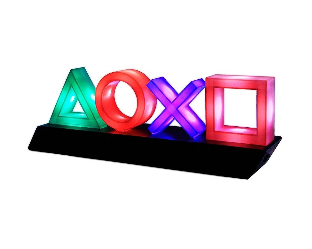 Paladone Playstation Lampeikoner