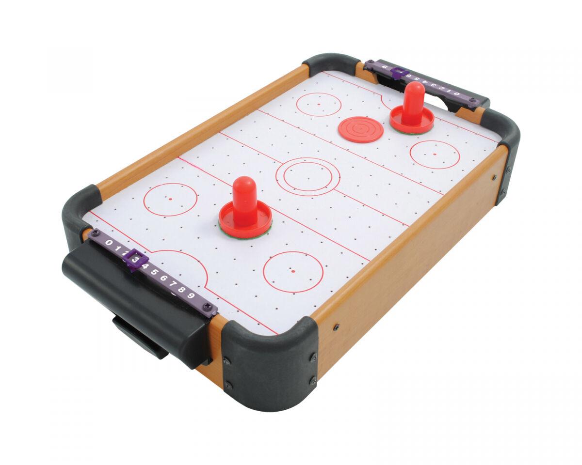 GadgetMonster Mini Air Hockey Bord