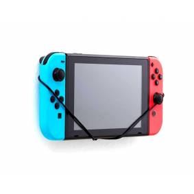 Floating Grip Nintendo Switch Veggfeste (Blå/Rød)