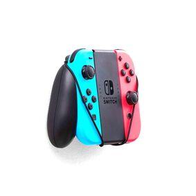 Floating Grip Nintendo Switch Joy-Con Veggfeste (Blå/Rød)