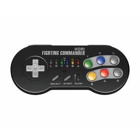 Hori Fighting Commander Trådløs til SNES Classic